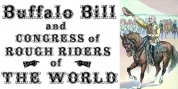 Buffalo Bill font download