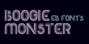 Boogie Monster font download