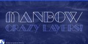 Manbow font download