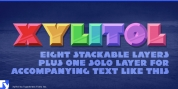 Xylitol font download