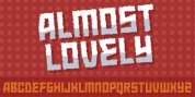 Almost Lovely font download