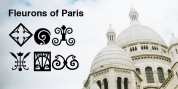 Fleurons of Paris font download
