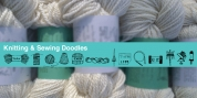 Knitting and Sewing Doodles font download