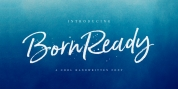 Born Ready font download