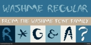 WashMe font download