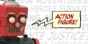 Actionfigure BB font download