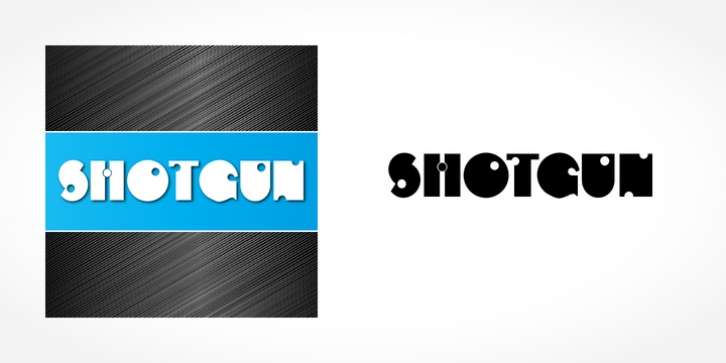 Shotgun font preview