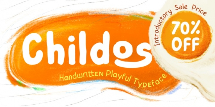 Childos font preview