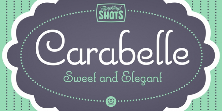 Carabelle font preview