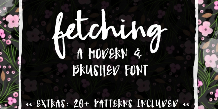 Fetching font preview